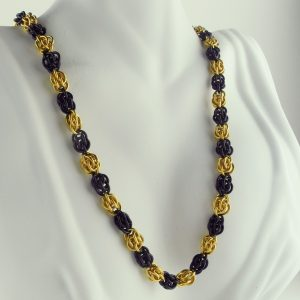 Sweetpea necklace